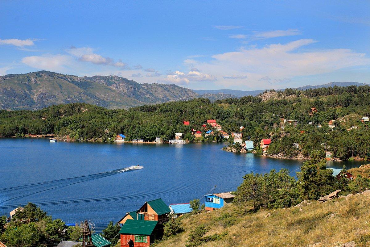 можем снимать казахстан бухтарминское водохранилище фото дорогах