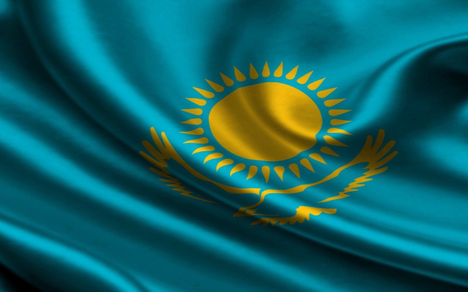 Лучшие фото казахстанского флага
