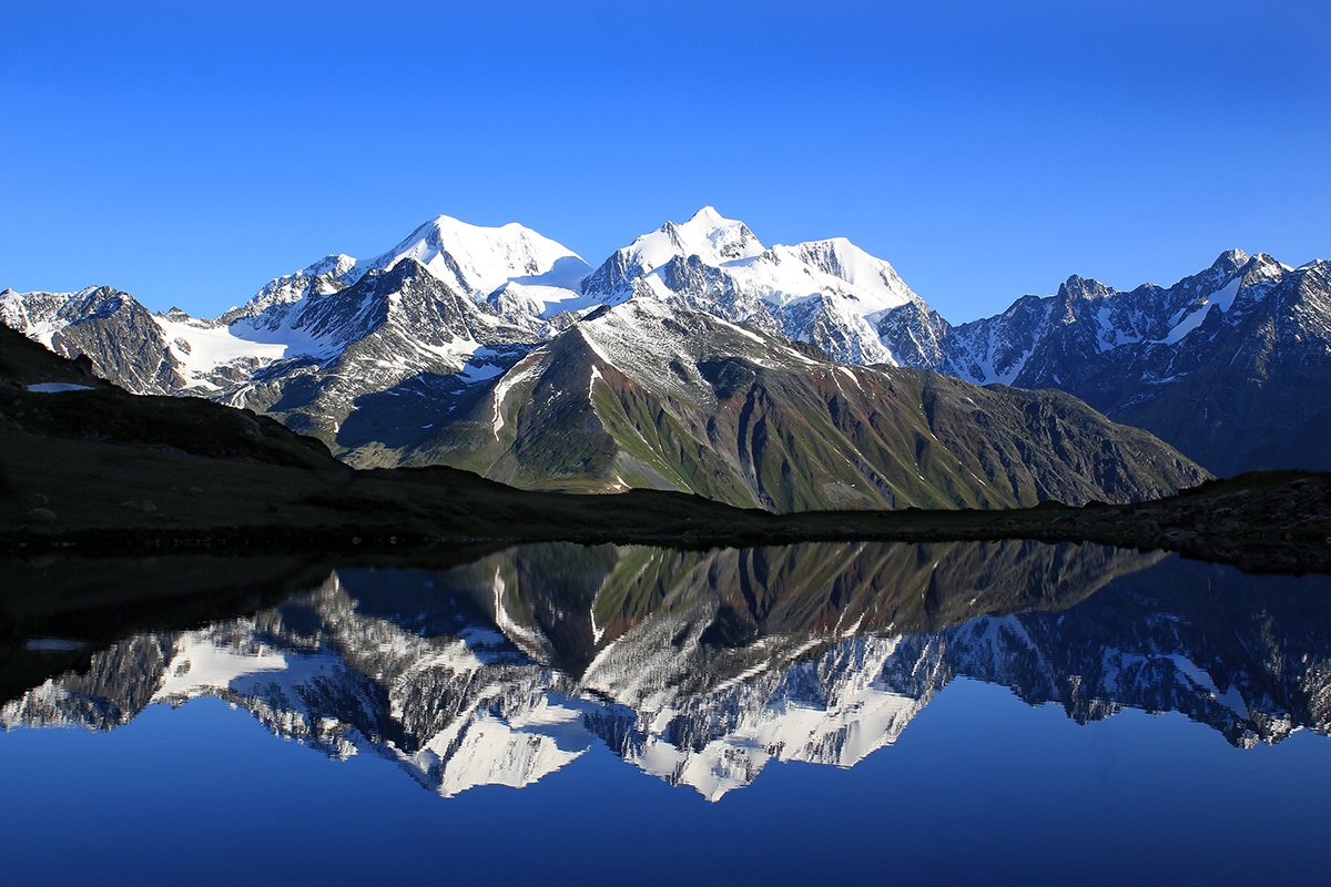 Белуха Алтай фото