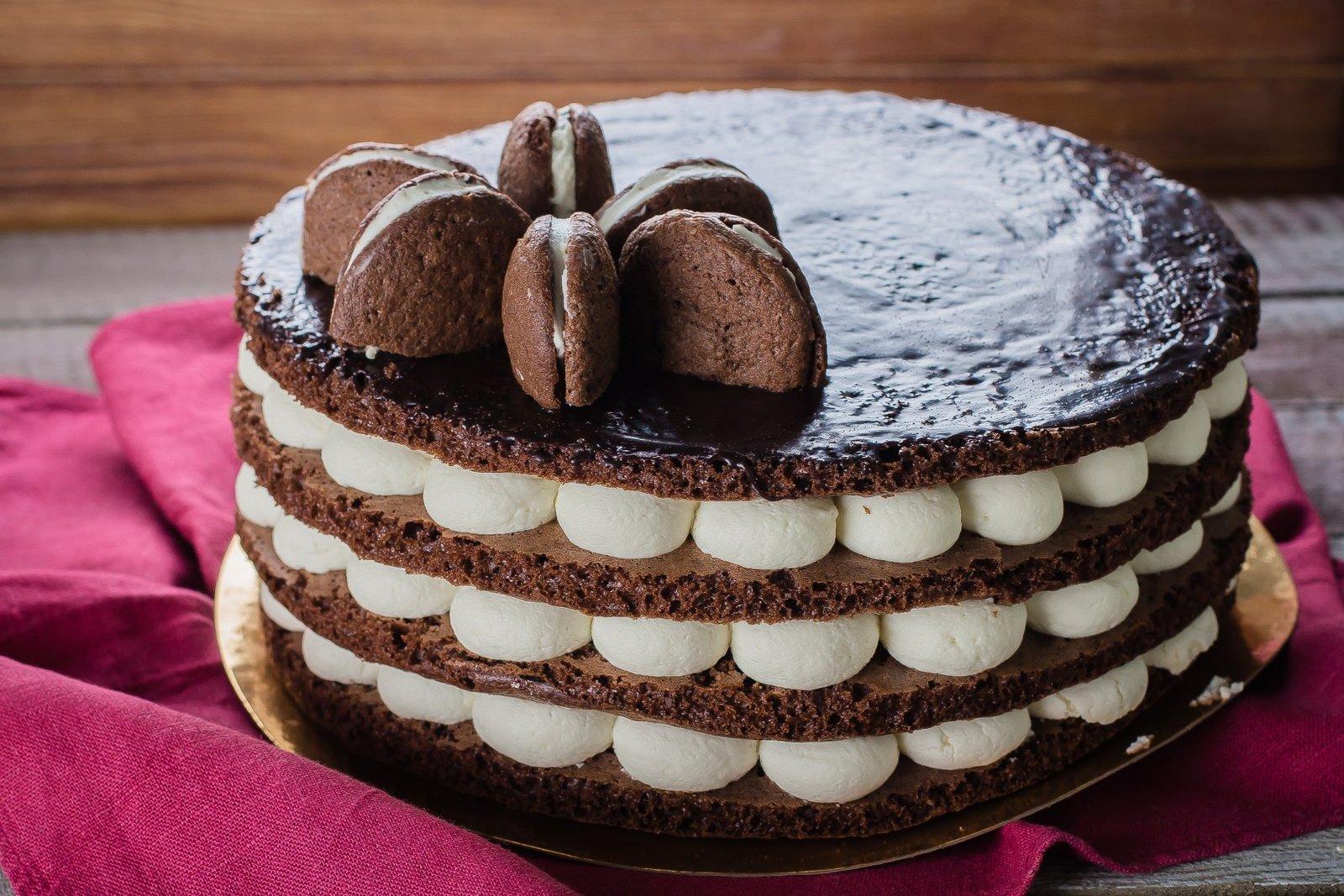 для торт вупи пай пошаговый рецепт с фото светит солнце
