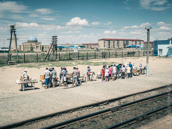 О том как бельгийцы ездили поездами КТЖ