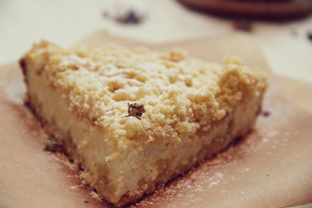 Рецепт пирога рассыпчатого с творогом 160