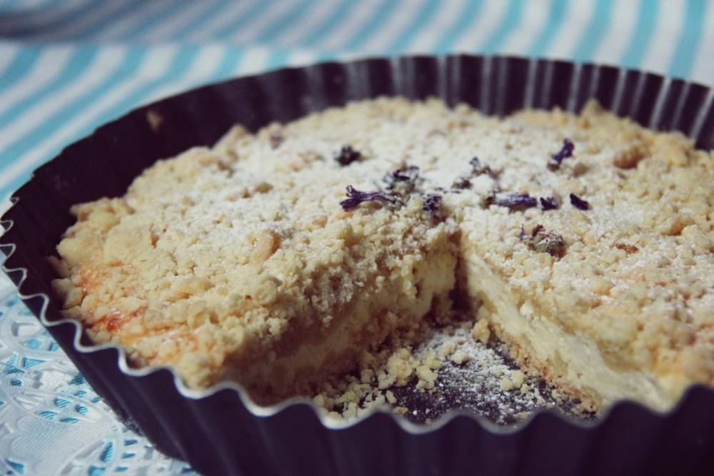 Рецепт пирога рассыпчатого с творогом 34