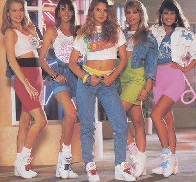 Женская мода 2000-х годов фото