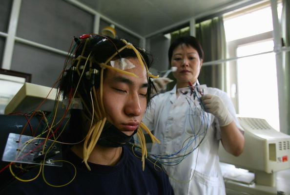 Китай лечение видео