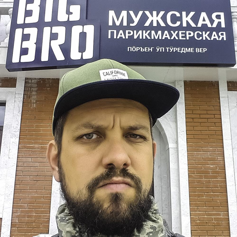 алматинский путешественник Андрей Гундарев (Алмазов) в Йошкар-Оле