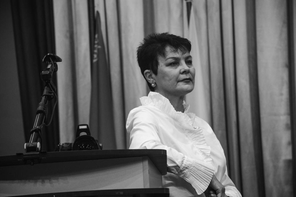 журналист Галина Муленкова