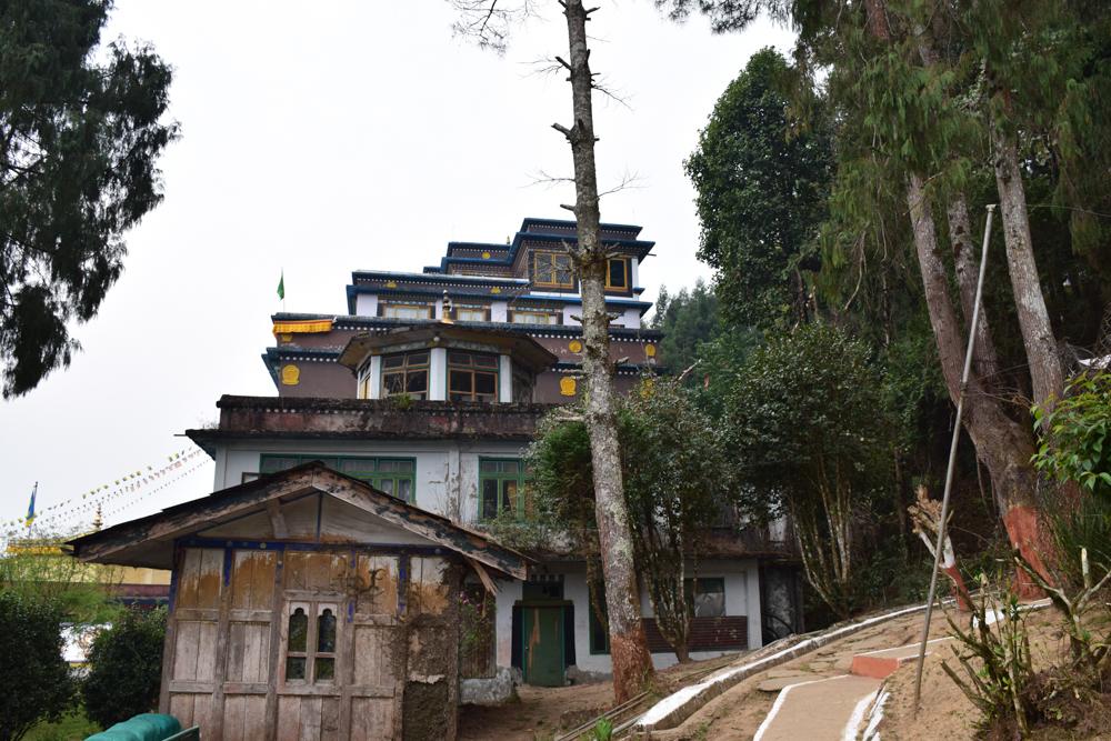 монастырь Румтек, Сикким
