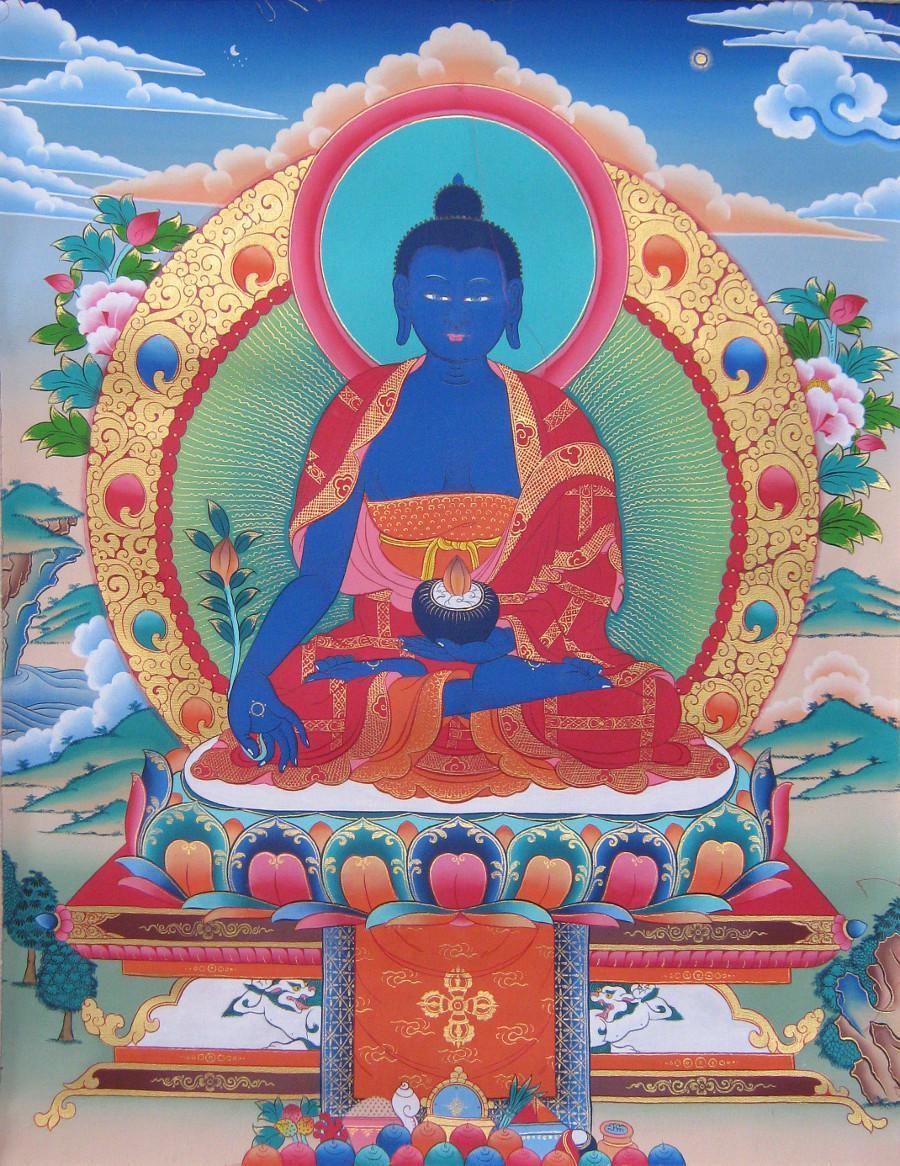 Будда Медицины (Сандже Менла), туры в Тибет