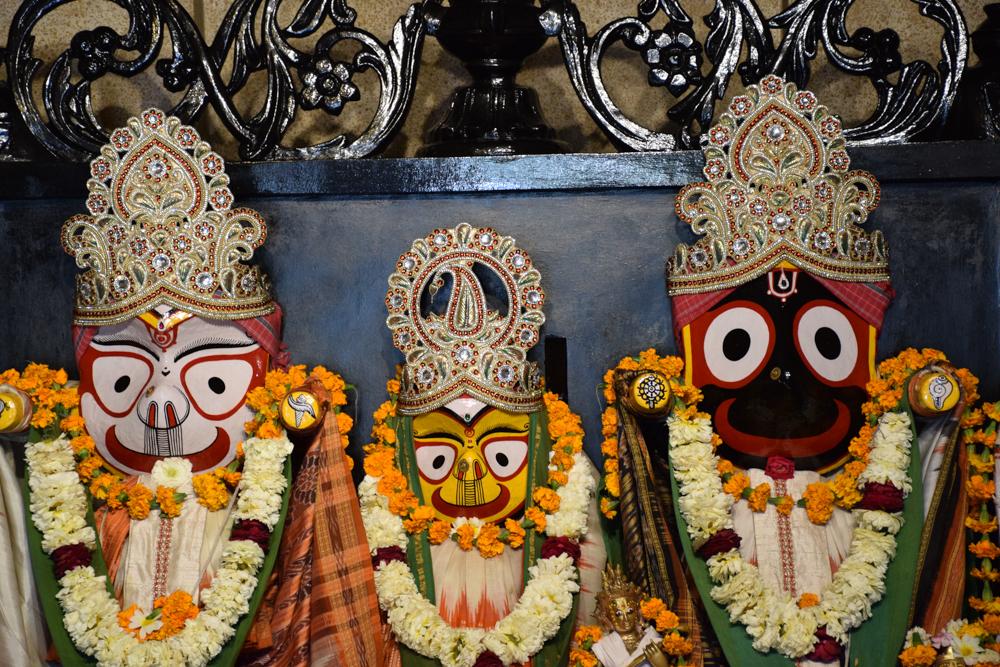Джаганатх-темпл, Нью-Дели