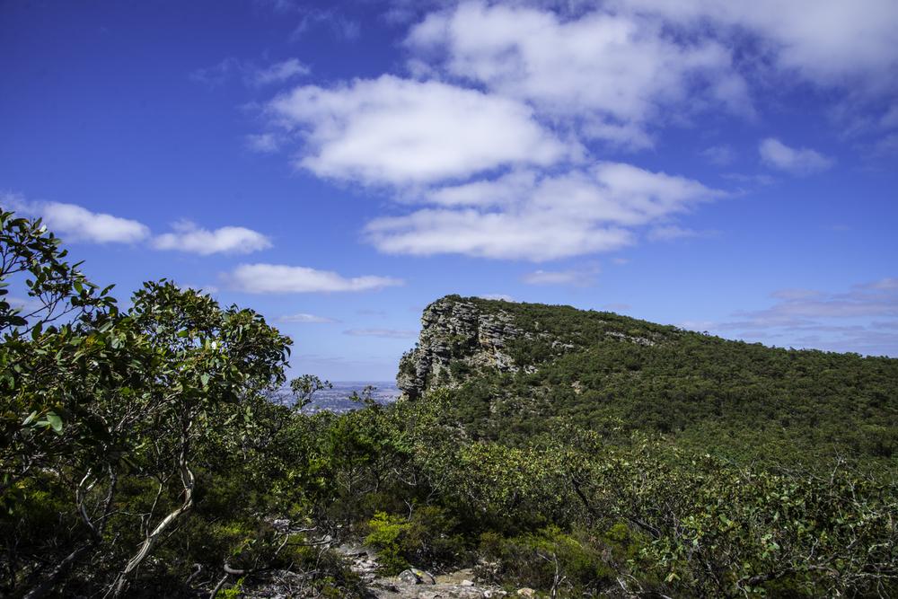 """национальный парк """"Грампианс"""", Австралия, mt. Sturgeon"""