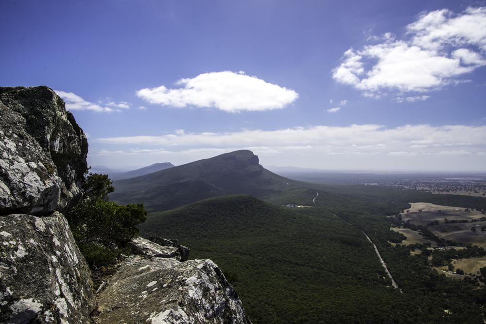"национальный парк ""Грампианс"", Австралия, the Piccaninny"