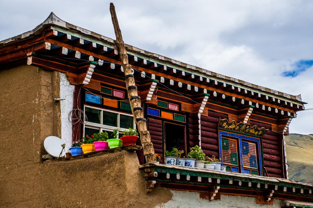 монастырь Бенген, Гардзе, Восточный Тибет