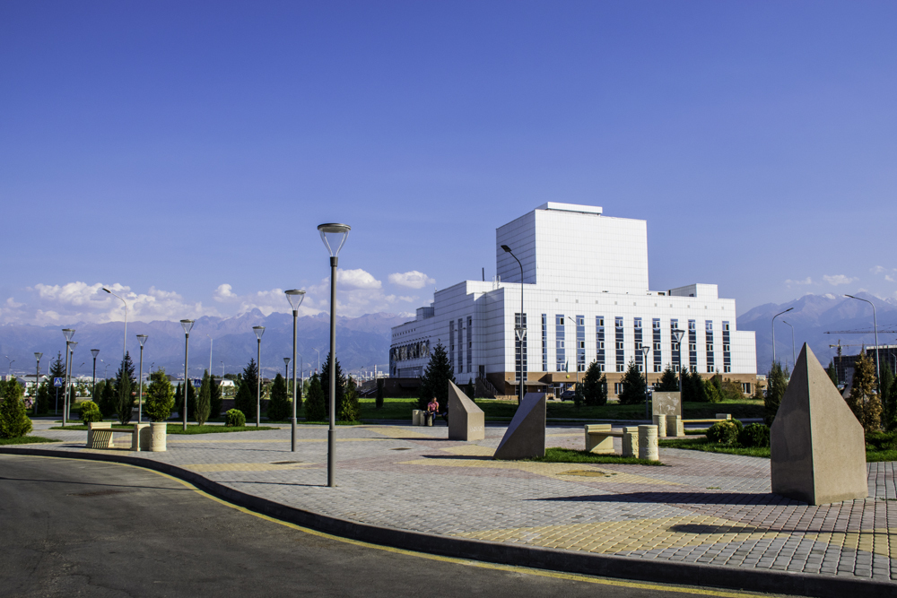 район Алгабас