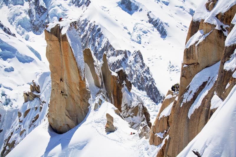 альпинистский рай