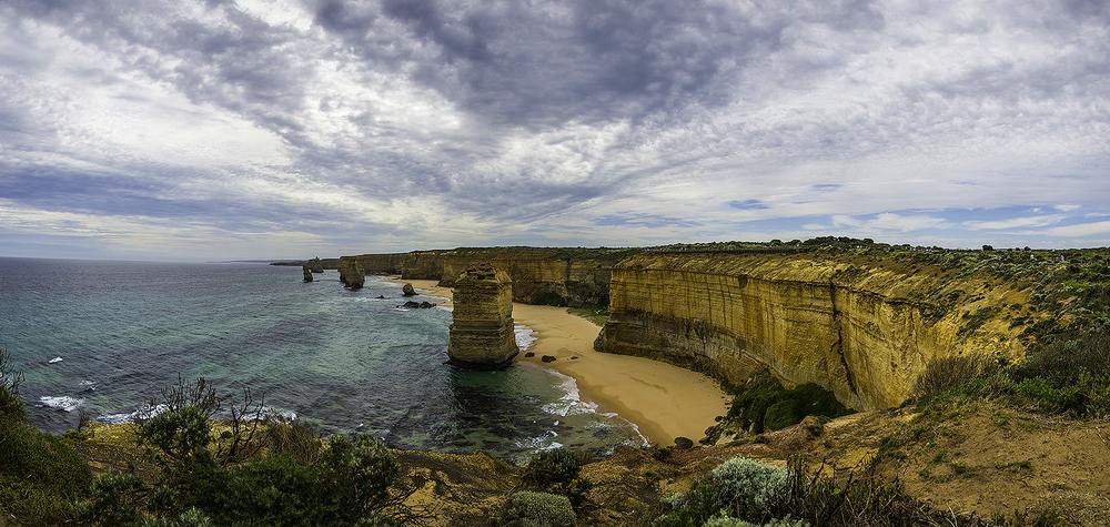 """национальный парк """"12 Апостолов"""", Австралия"""