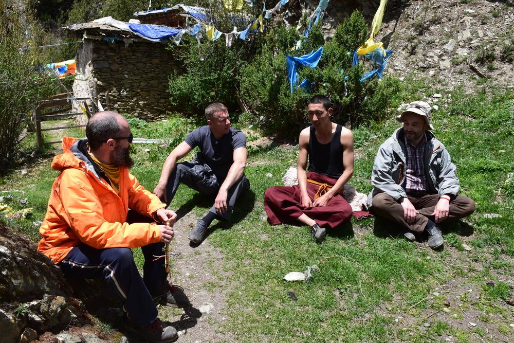 ретритный центр Цадра Рингчен Драк, Палпунг, Восточный Тибет