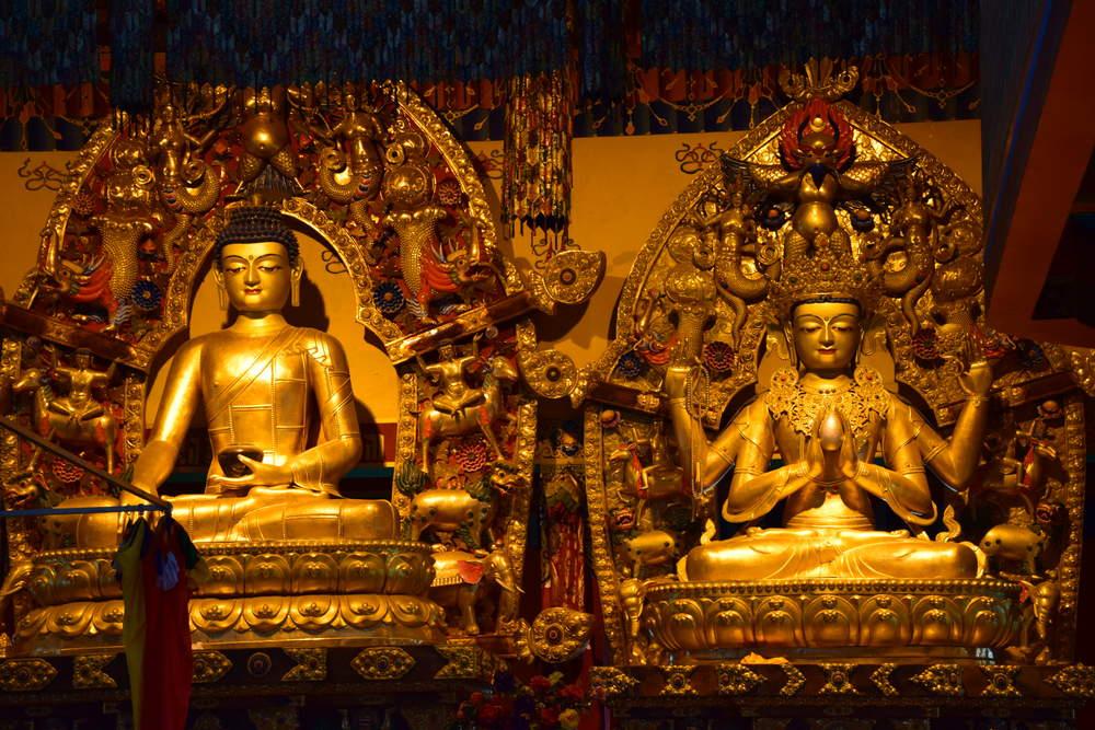 монастырь Палюл, традиции Ньигма, Восточный Тибет