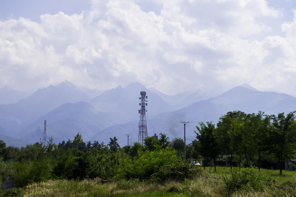 массив Фэгэраш, Южные Карпаты, Румыния