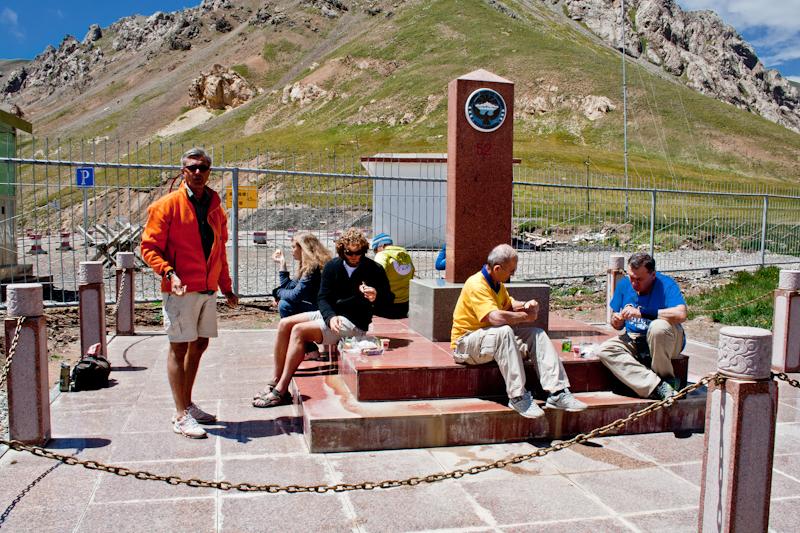 граница между Китаем и Киргизией, перевал Торугарт