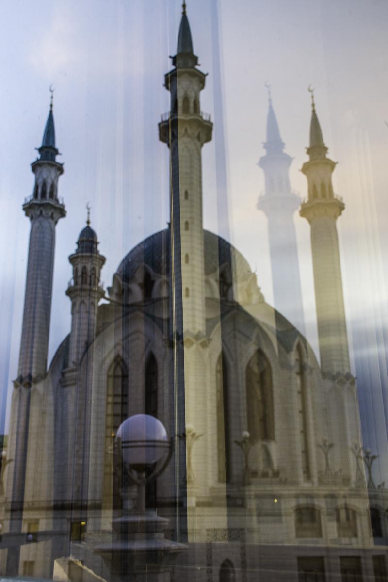мечеть Кул-Шариф, Казань