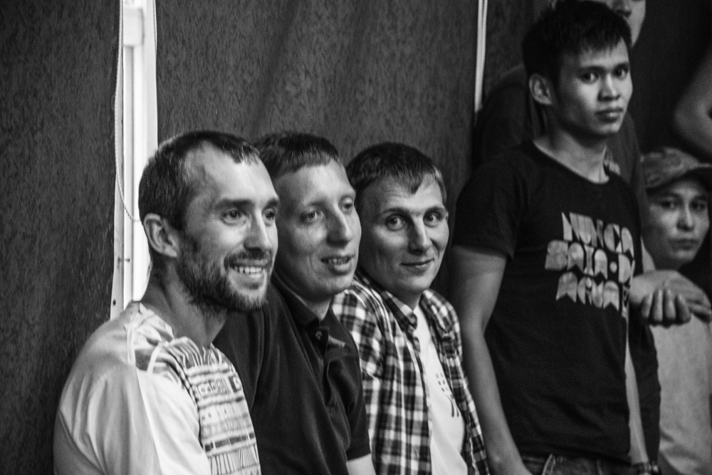 Вадим Винокуров, Александр Голованов, Антон Буйлов, альпинисты Казахстана