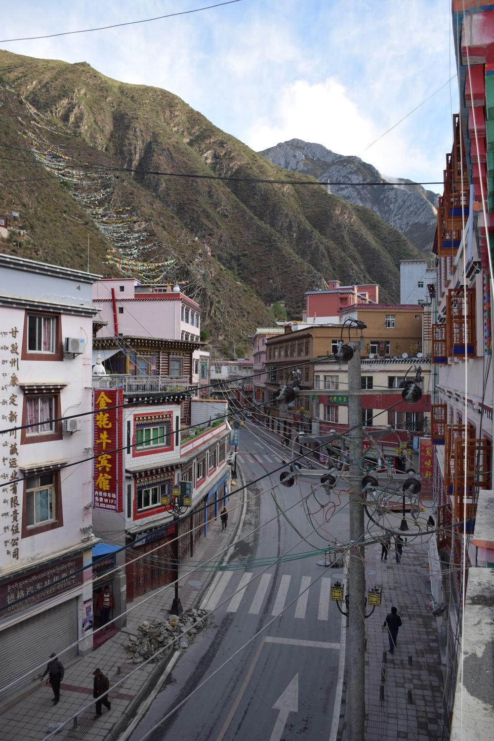 город Дерге, Восточный Тибет