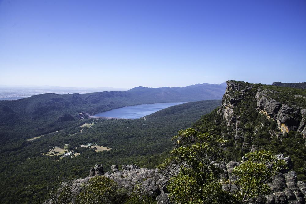 """национальный парк """"Грампианс"""", Австралия, Pinnacle Lookout"""