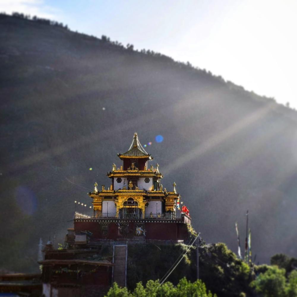 Зангток Палри (Медноцветная Гора) - Чистая страна Гуру Ринпоче