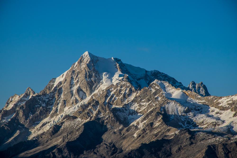 Восточный Тибет, Кампо Ненанг, Геньен Палсенг (6200)