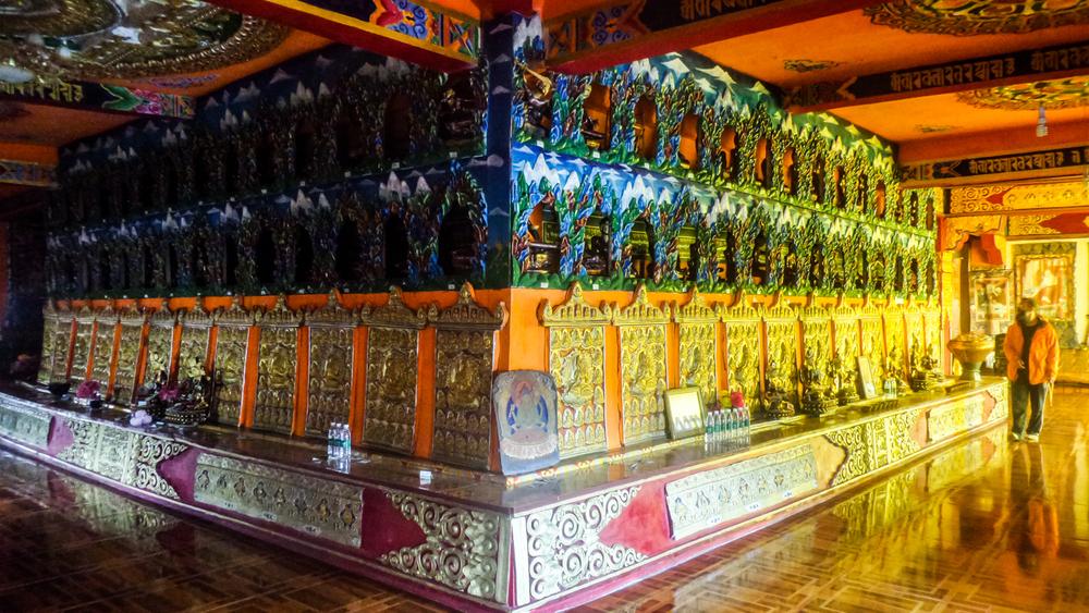 храм Джоканг, Гардзе, Восточный Тибет