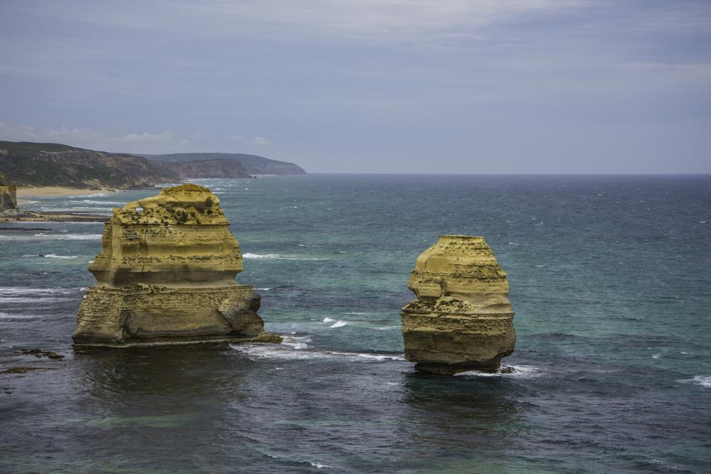 """поездка в национальный парк """"12 Апостолов"""", Австралия"""