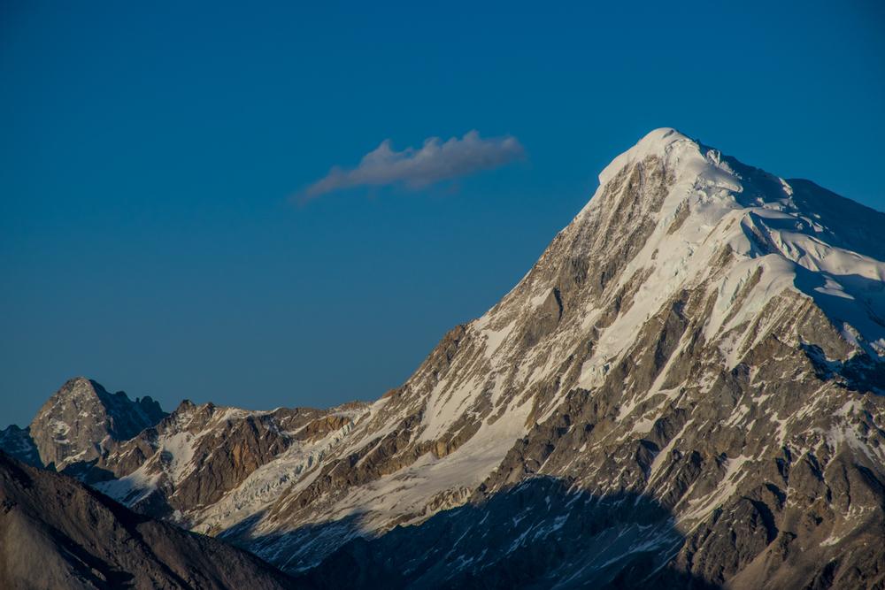Восточный Тибет, Кампо Ненанг, Niangcuo (5807м)