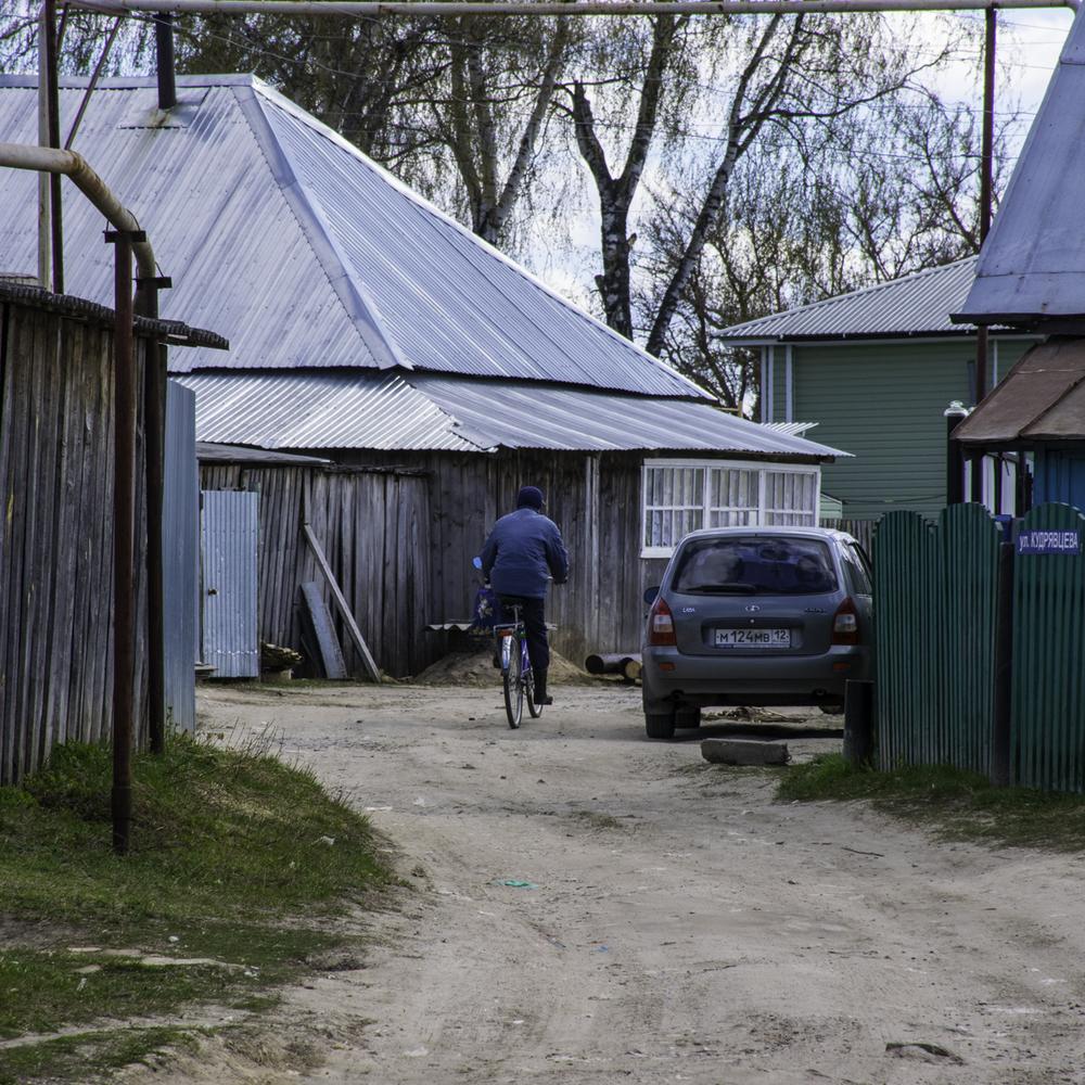 посёлок Морки, Марий Эл