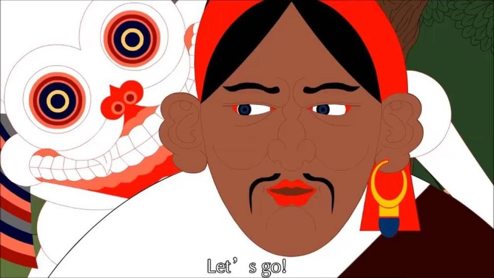 роланг тибетский зомби