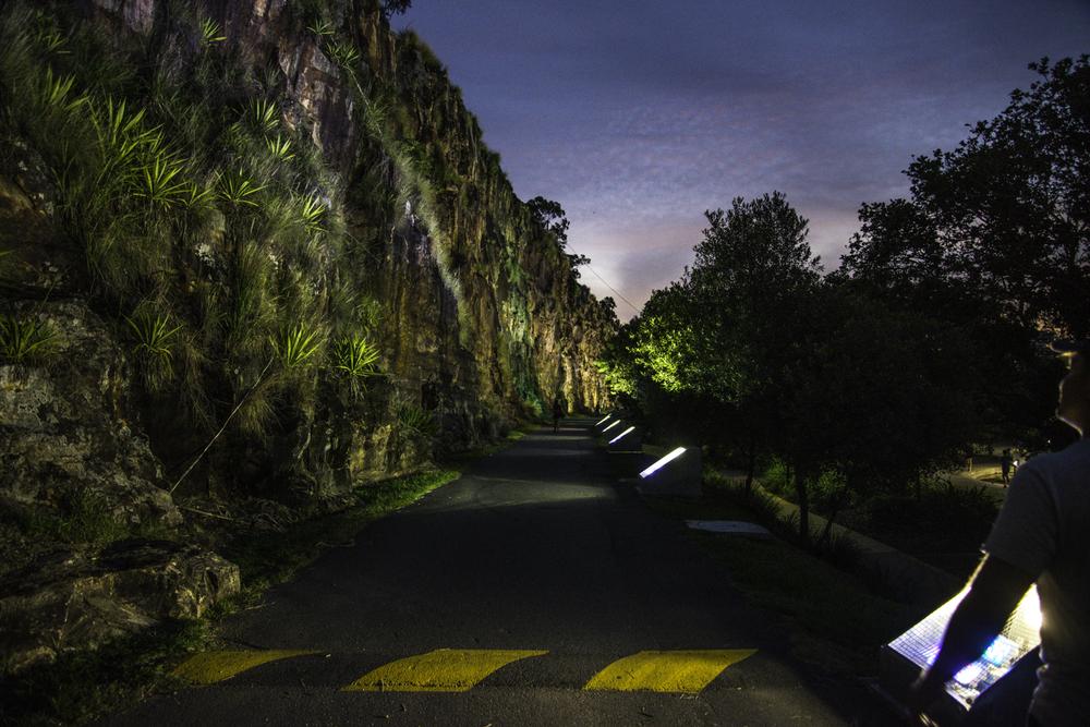 Скалолазание в Брисбене