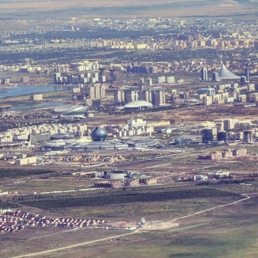 Астана и Звезда Смерти