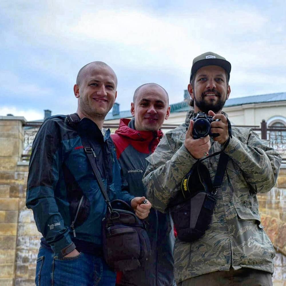 фотографы Андрей Алмазов, Александр Сафронов в Казани