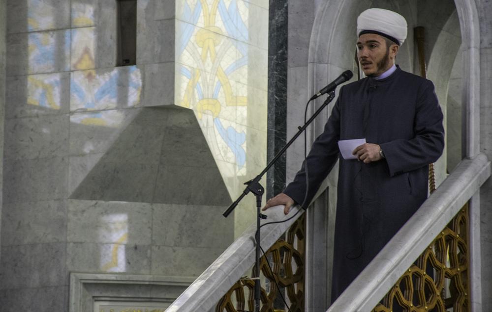 мечеть Кул-Шариф, Казань, Хасанов Ильфар-Хазрат