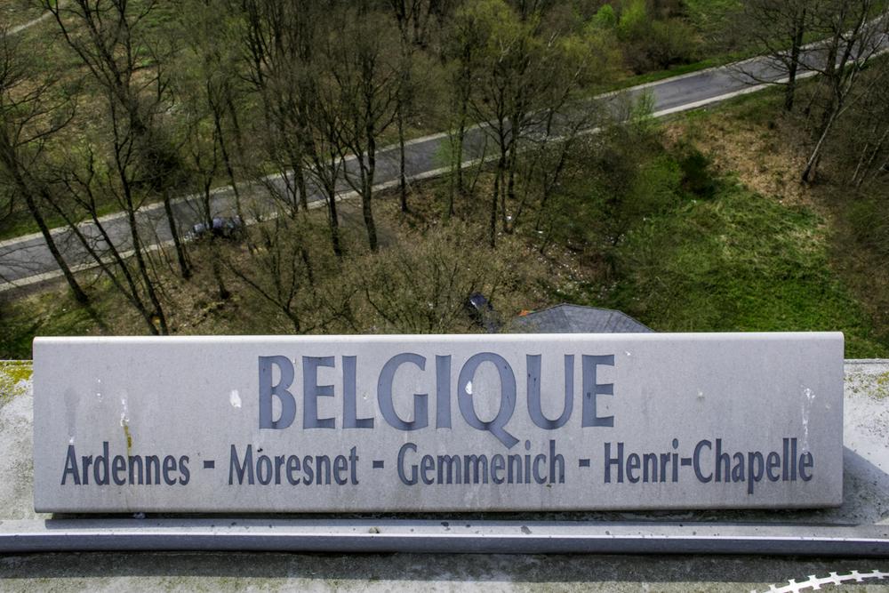 """Валсерберг, высшая точка Нидерландов, в рамках проекта """"Альпинистская Корона Европы"""""""
