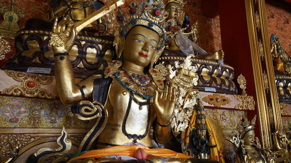 Манджушри, Бодхисатва Мудрости