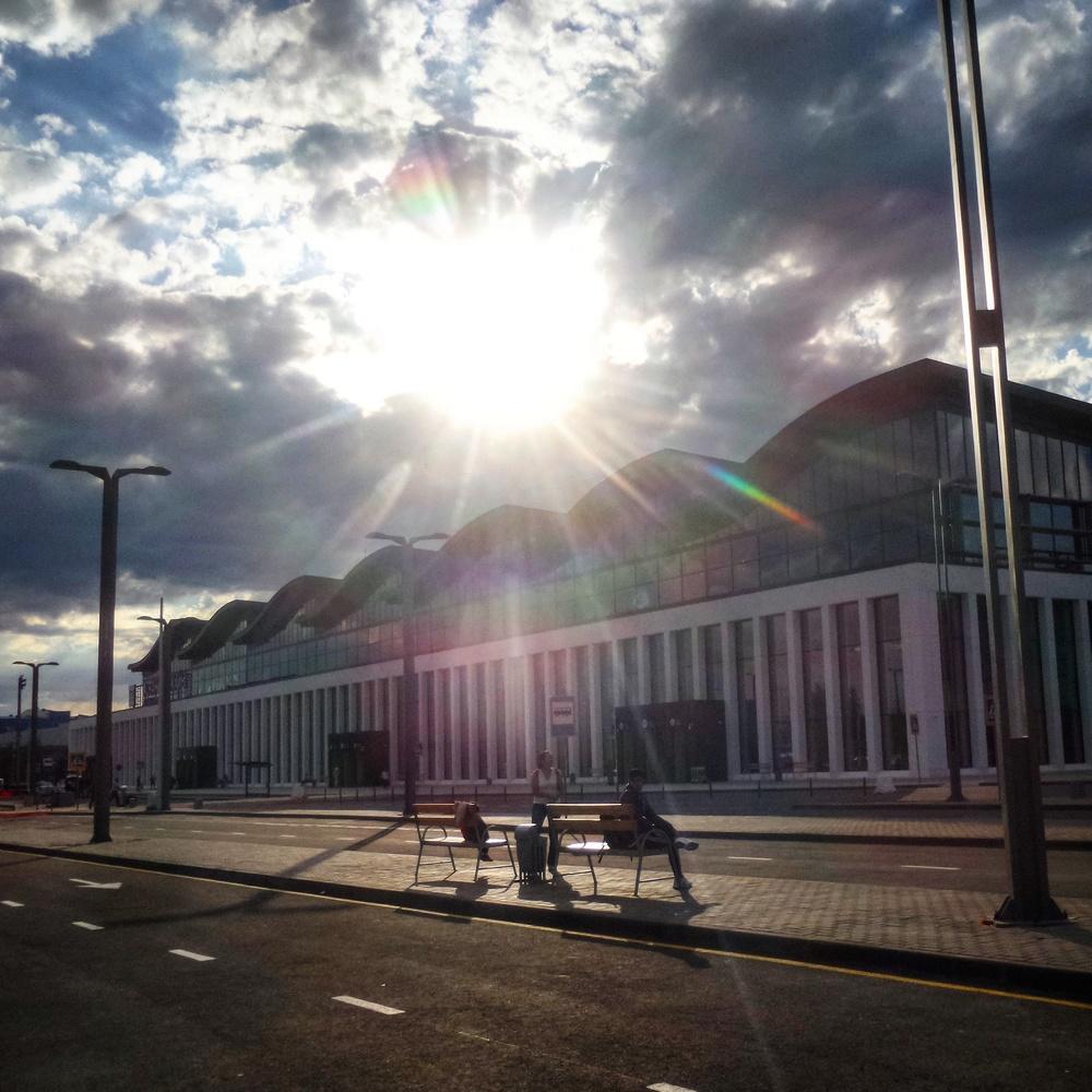 аэропорт Астаны имени Назарбаева