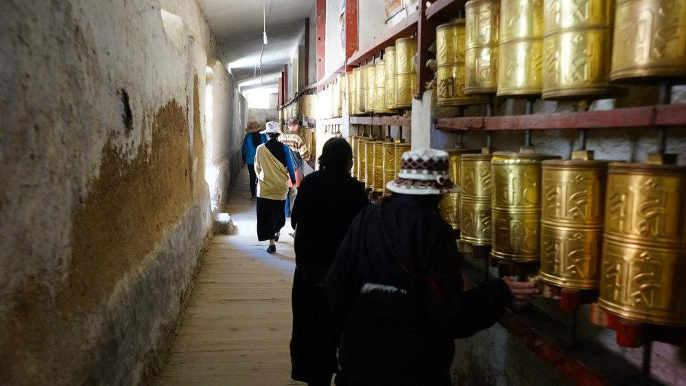 буддийские паломники