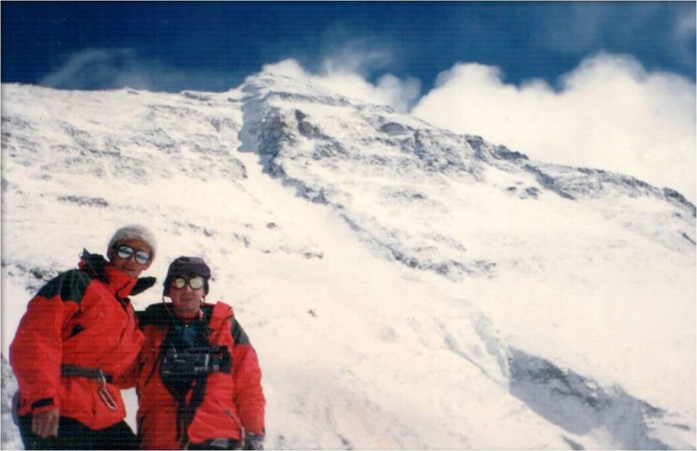 Владимир Фролов и Шафкат Гатаулин, Эверест-97