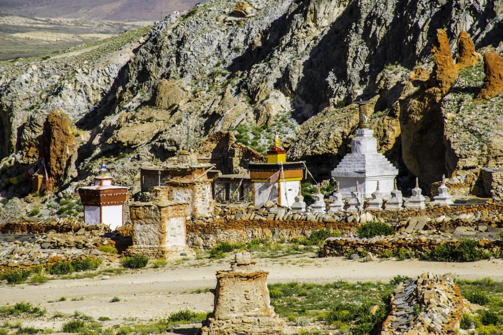 монастырь Тирапури, Западный Тибет