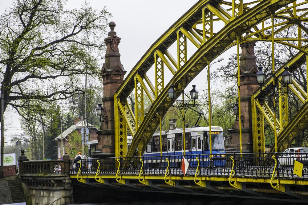 Мосты Вроцлава