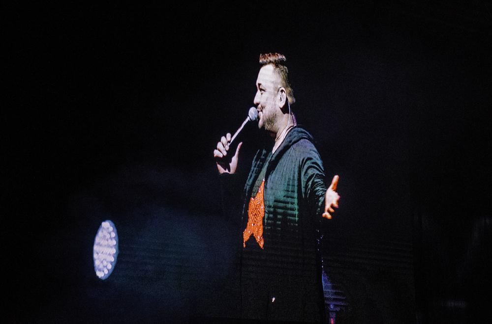 концерт группы Руки Вверх в Алматы