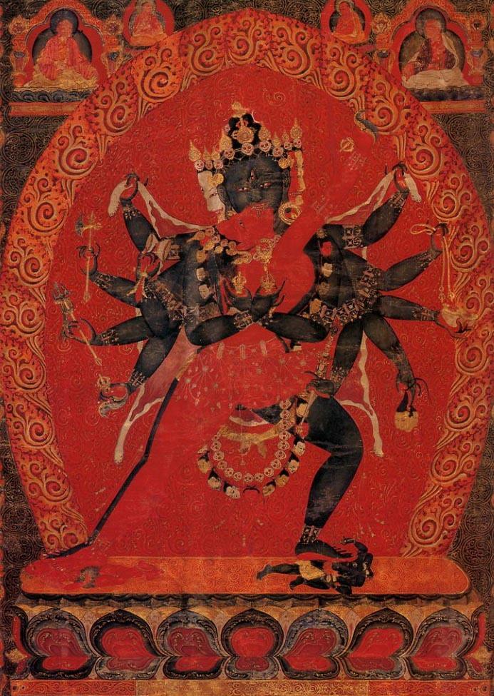 Чакрасамвара Яб Юм