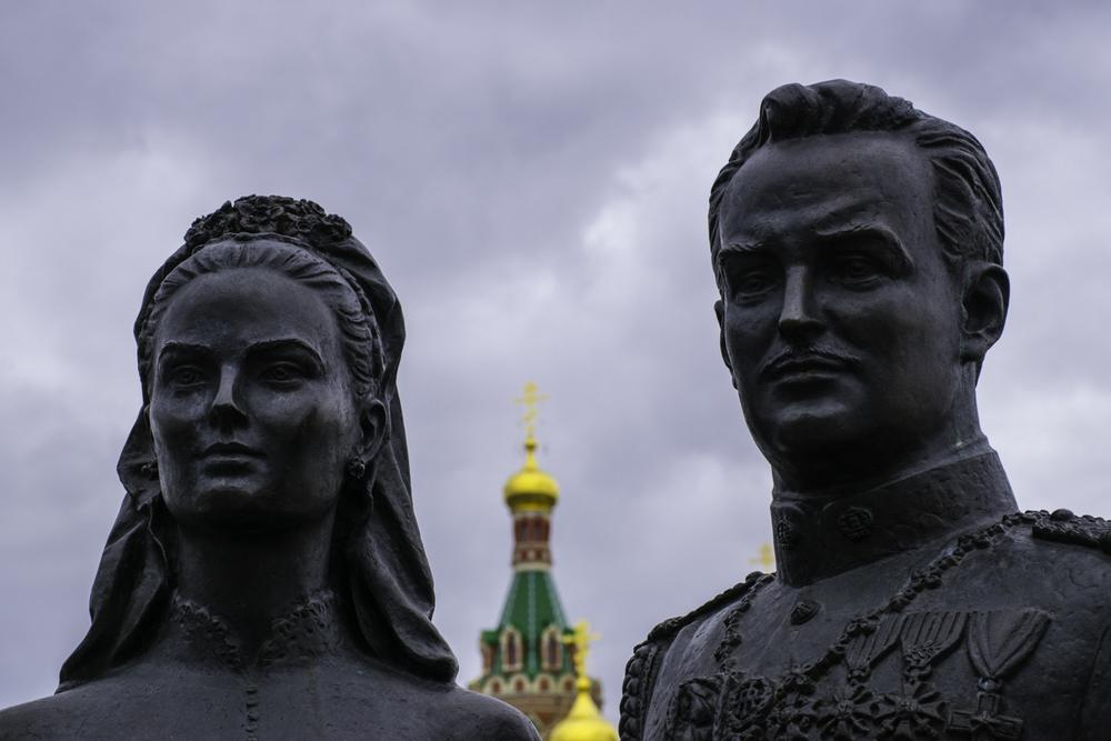 Йошкар-Ола, Грей Келли и Принц Монако