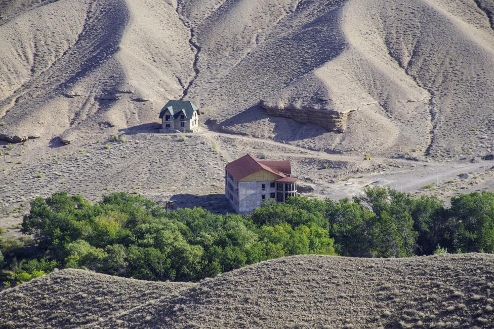 каньон Темерлик, Алматинская область
